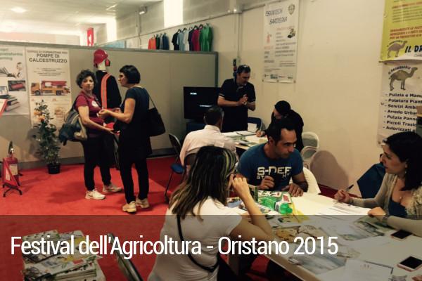 Agricoltura oristano 2015