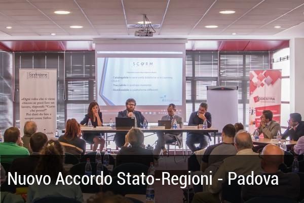 Nuovo Accordo Stato-Regioni
