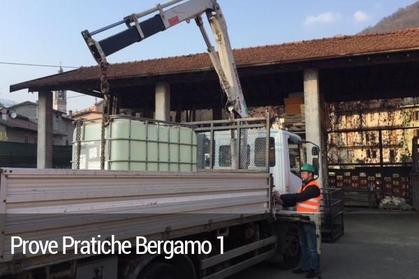 PP Bergamo autogru