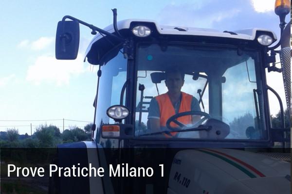 PP Milano 1 trattori