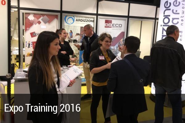 Tile Expo Training Tile