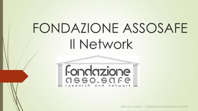 Il network della Fondazione Asso.Safe
